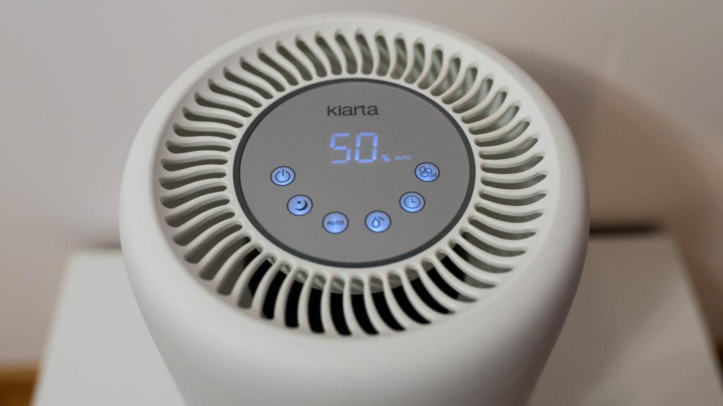 Nawilżacz powietrza tryb automatyczny