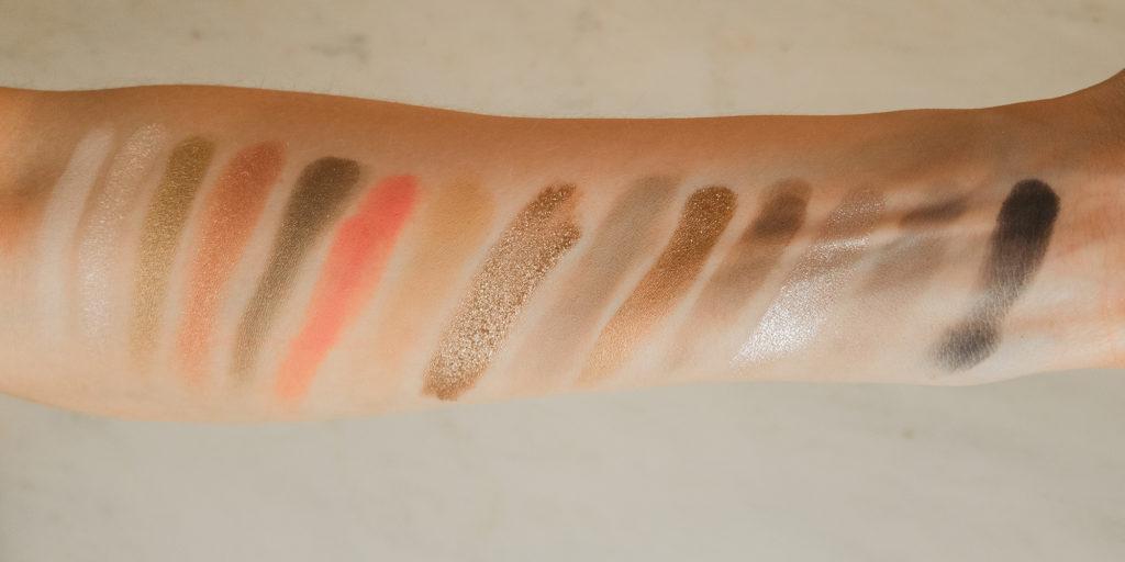 Cienie Anastasia Beverly Hills Sultry, kosmetyki kolorowe